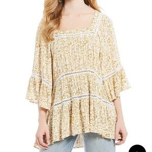 Free People- Talk About It Top